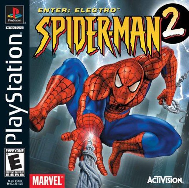 Resultado de imagen para Spiderman 2 psx